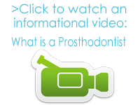 Video | What is a Prosthodontist
